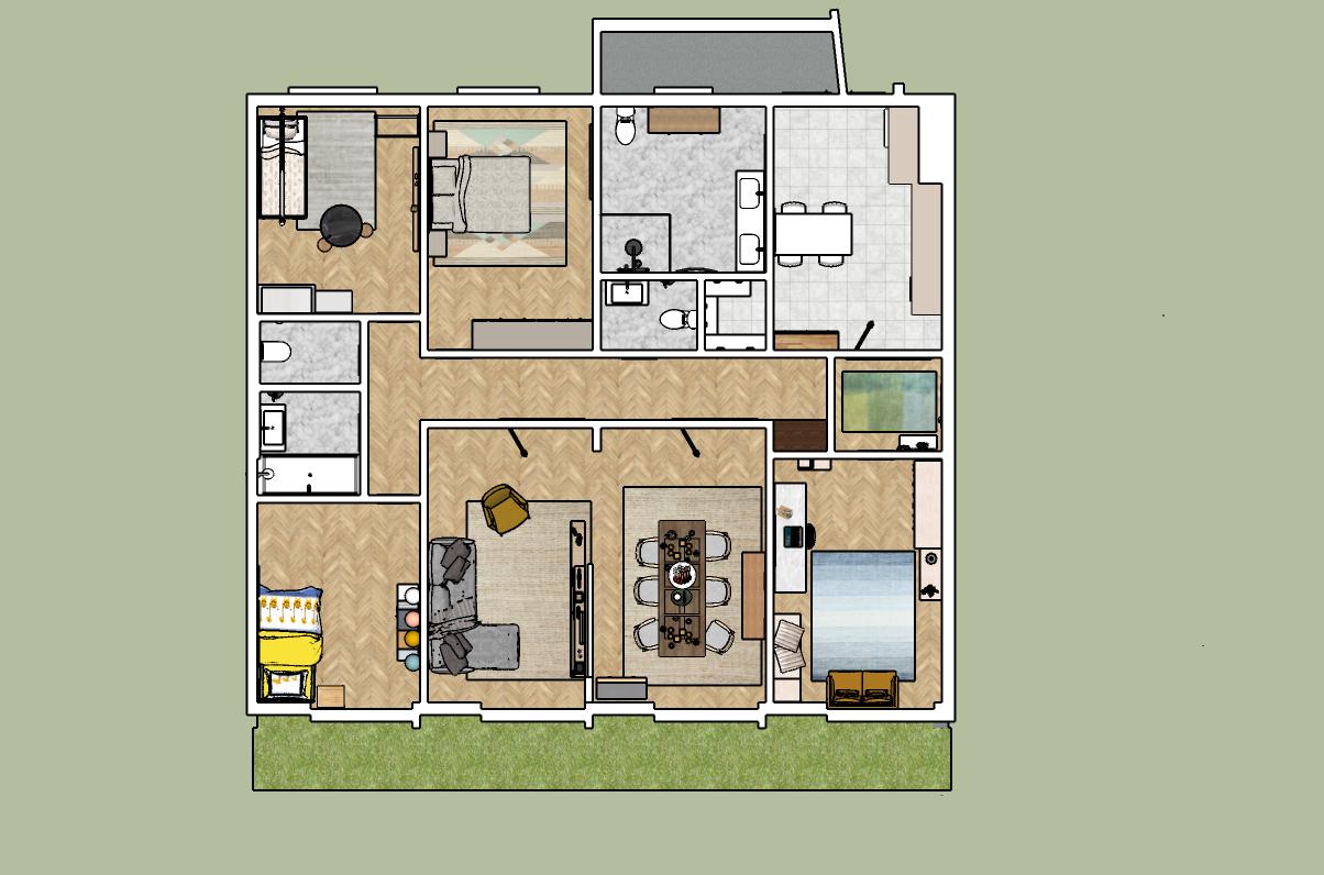 Apartamento bis